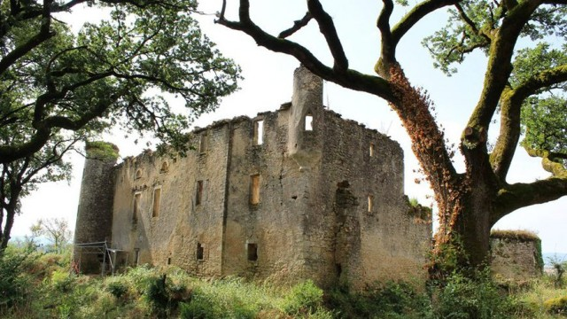 La Chicane, château de Montfa