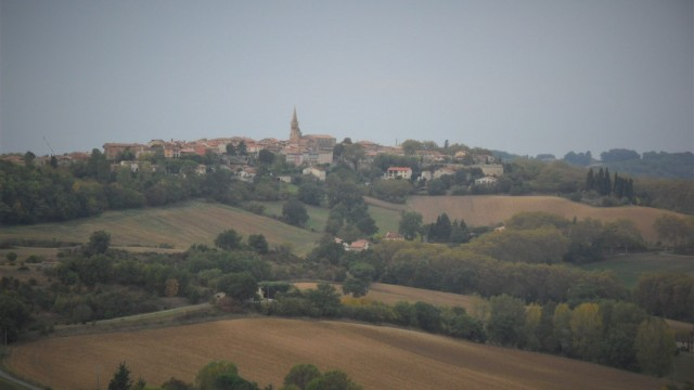 Puylaurens, boucle de Montaud