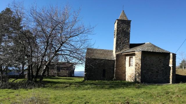 Riols, Notre Dame de Trédos