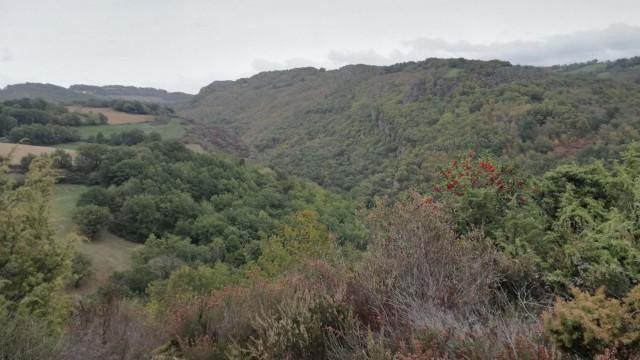 Le Travet, vallée du Dadou