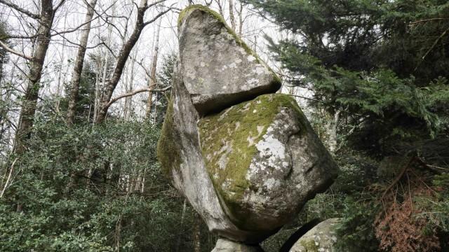 Belherbette, roc du Verdier