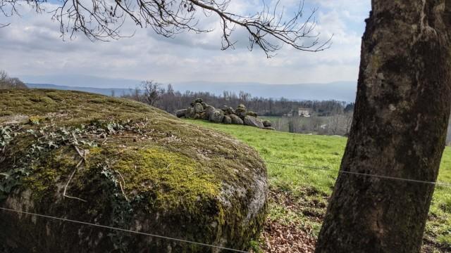 Saint-Salvy, Les Besses, Lascombes