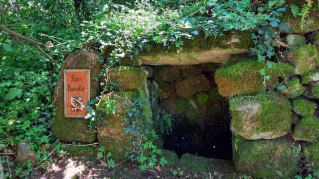 Vaour : St Michel de Vax, Roussayrolles